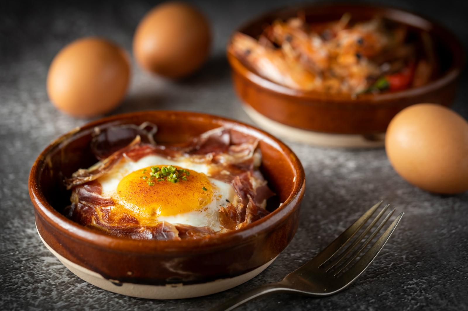 bellota ham broken egg_5