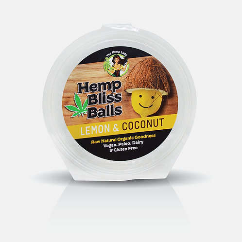 Hemp Bliss Balls 120g
