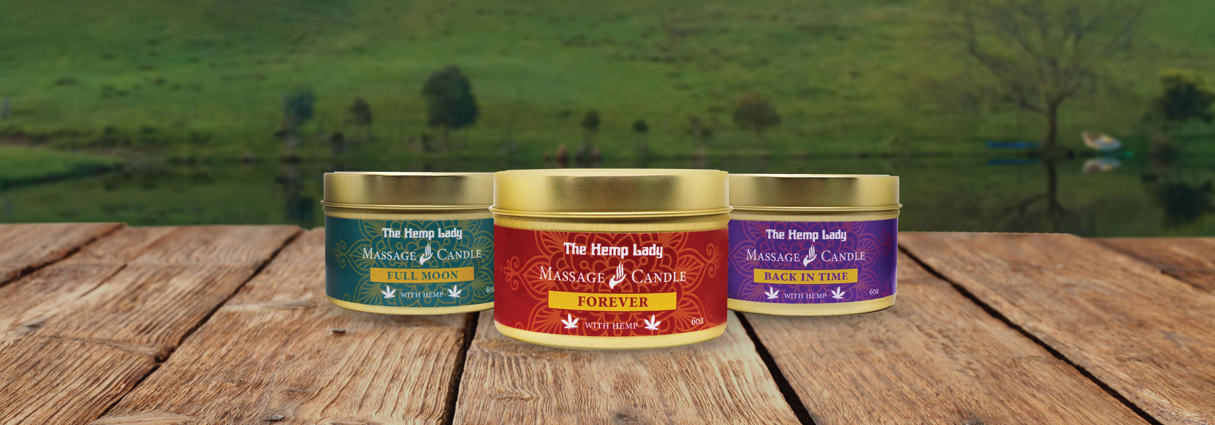 Organic Hemp Products | The Hemp Lady