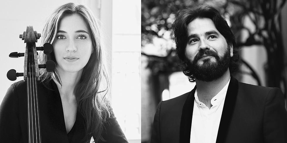 Concert Camille THOMAS, violoncelle  & Julien BROCAL piano