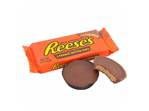 Reeses Peanut Butter Cups (2pk)
