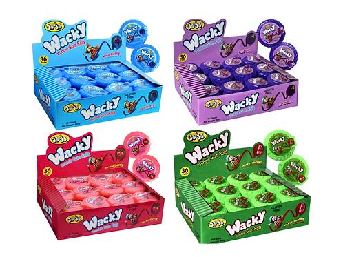 Wacky Bubblegum Tape