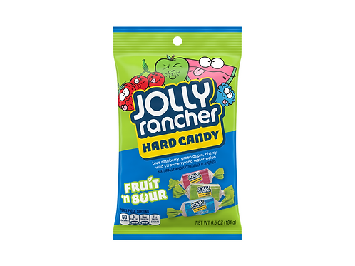 Jolly Rancher - Fruit and Sour