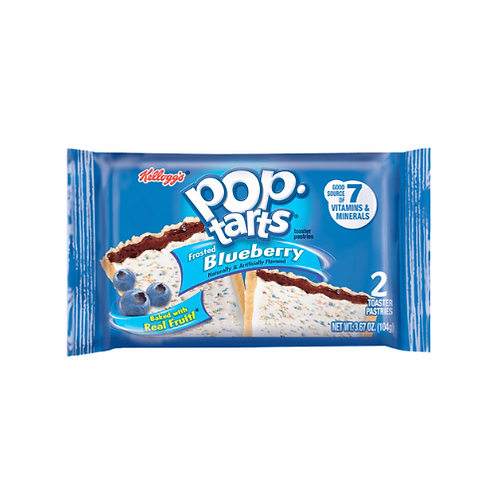 Blueberry - Pop Tart
