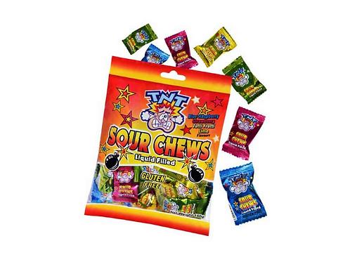 TNT Sour Chews - (Small Pouch)