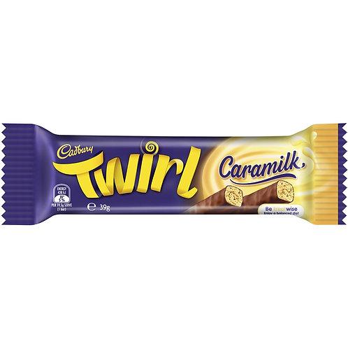Caramilk Twirl