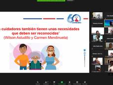 Comfenalco realizó el 4° Encuentro de padres y cuidadores de personas con discapacidad