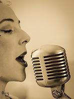Ruby Colibri singer chanteuse en Belgiqu