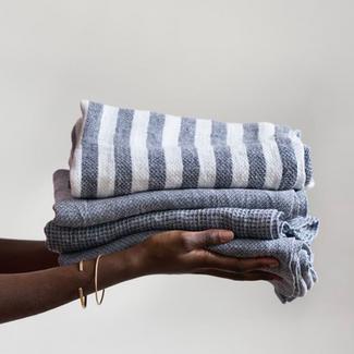 Mungo Linen Towels