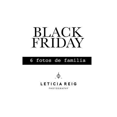 SESIÓN FAMILIA - BLACK FRIDAY