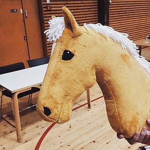 Harmi, että en saanut tästä hevosesta jä