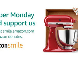 SMILE AMAZON shopping!