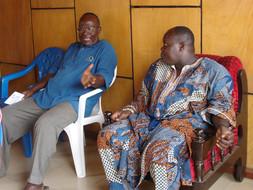 Traditional Healers-Ghana