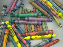 Crayons to Give