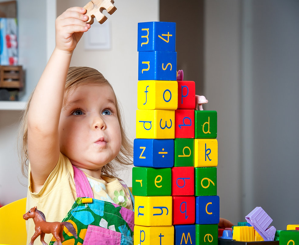 Educational toys for preschool and kinde