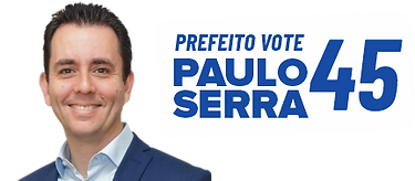 paulo serra, prefeito, santo andré, vote