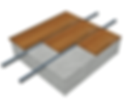 fresatura impianto radiante