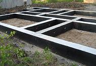 Монолитный ленточный фундамент - плюсы и минусы