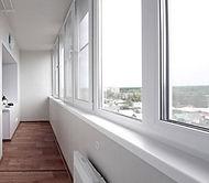 остекление балконов и лоджий в Белгороде