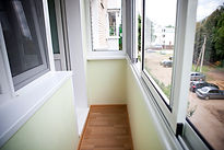 отделка и ремонт балконов