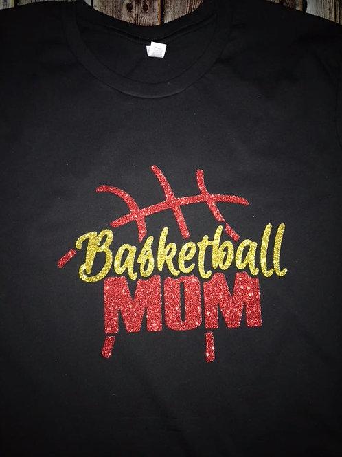 baskeball mom