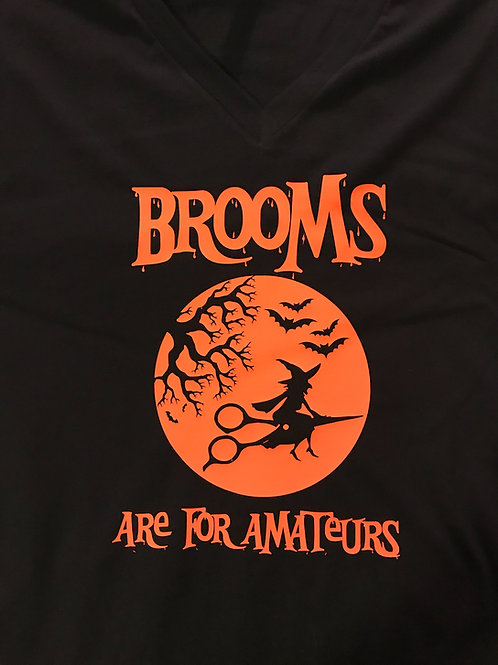 Brooms are for Amateurs