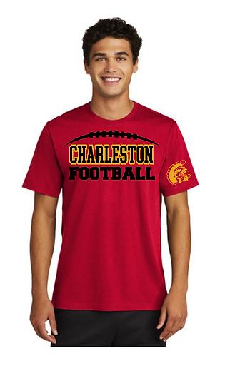 JFL 2021 red Charleston shirt
