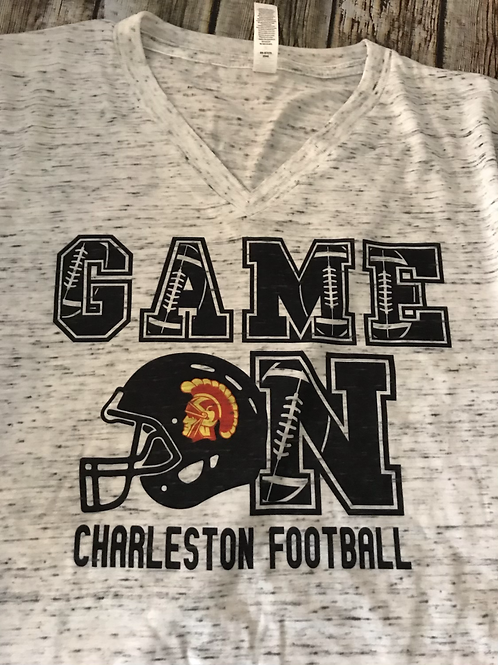 Game on Sublimated shirt