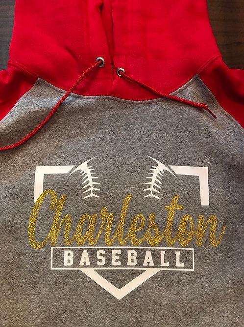 Charleston Baseball with Base