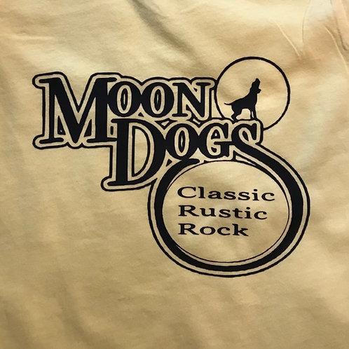 Moon dog logo shirt