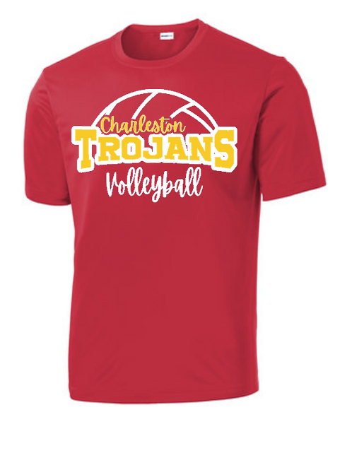 CMS Volleyball shirt
