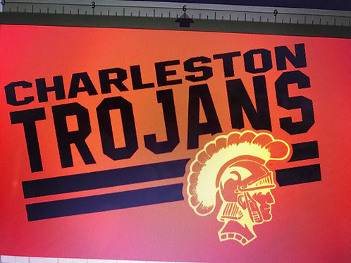 Charleston Trojans lines
