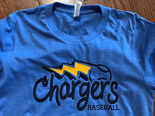 Charleston Chargers t-shirt