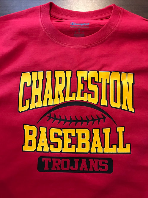 CMS 2020 Charleston Baseball sweatshirt