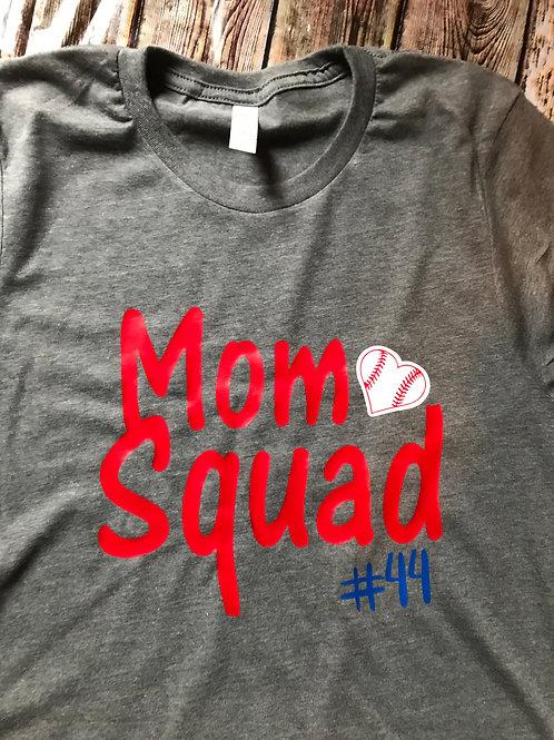 Baseball 'Mom Squad'