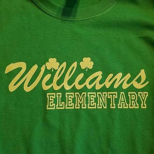St. Patrick's Day School Spirit T