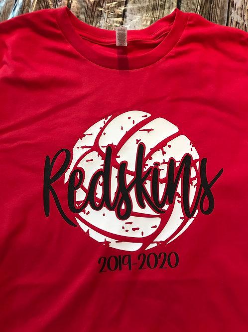 Team shirt 2019