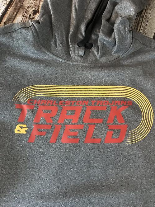 CHS track and field team sweatshirt dri fit