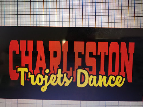 Charleston Trojets Dance
