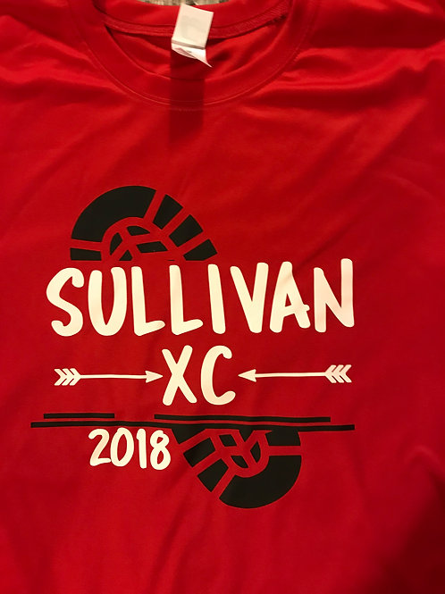 2018 Sullivan Cross Country