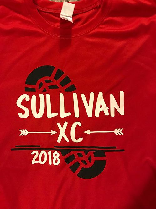 2018 Sullivan Cross Country sweatshirt