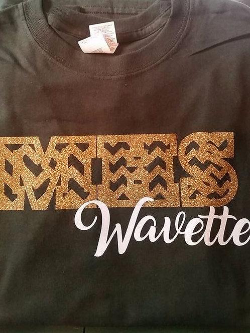 Mattoon Wavette Classic T