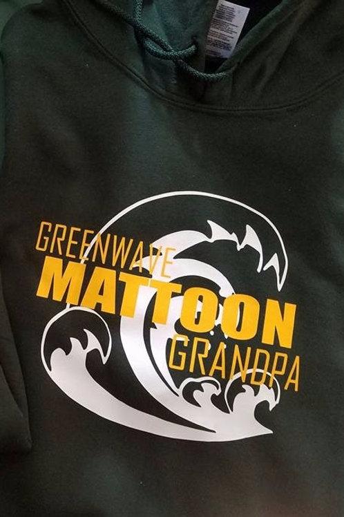 Mattoon Greenwave Classic Logo T