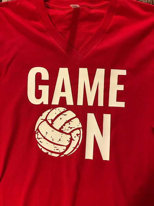 Game on- Volleyball