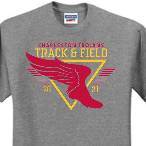 CMS track and field team sweatshirt dri fit