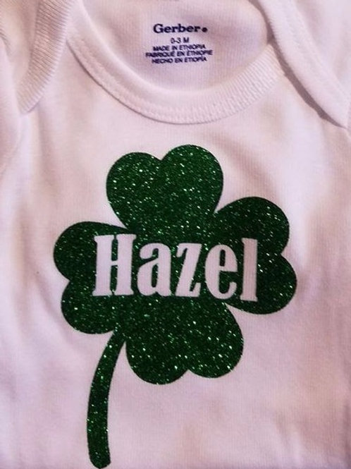 Lucky Clover Kids St. Patrick's Day Spirit T