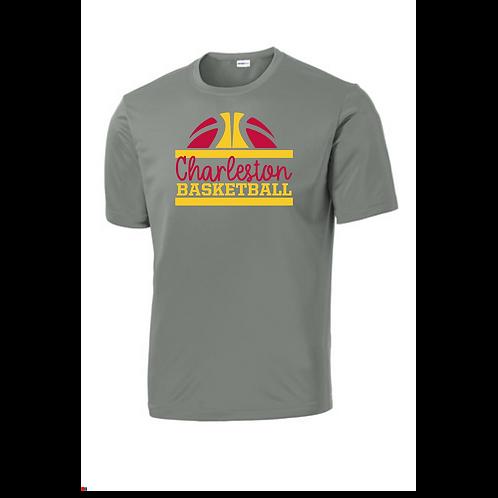 CMS girls basketball team shirt