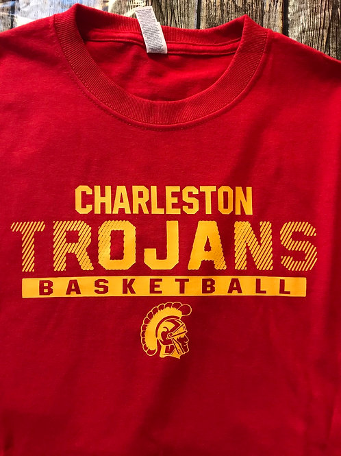 CHS boys team shirt cotton