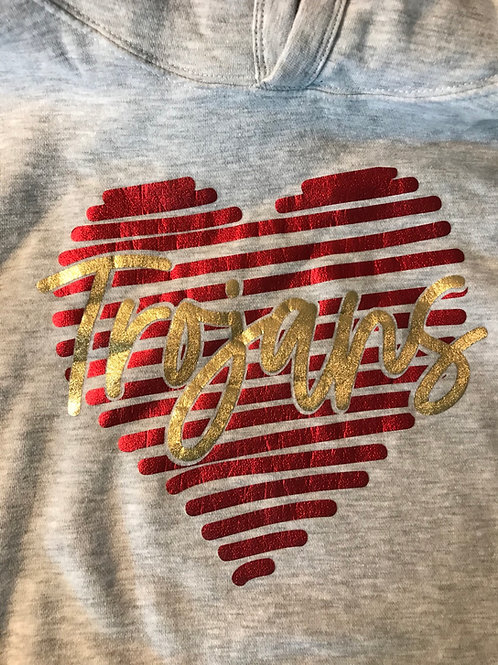 Trojans with heart
