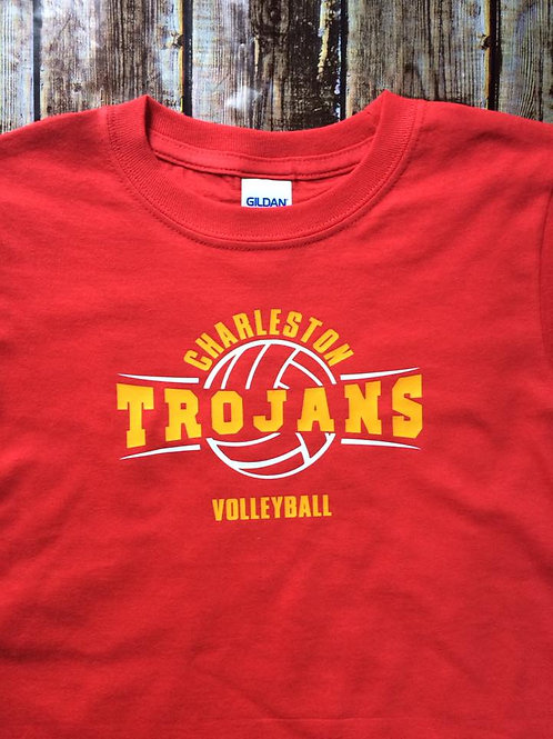 Trojan Volleyball